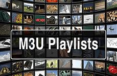M3U Playlist URL