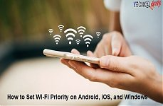 how to set wifi priority