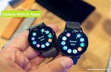 Galaxy Watch Apps