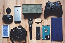 Tech gear and apps