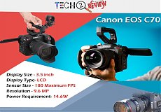 Canon EOS C70 Review