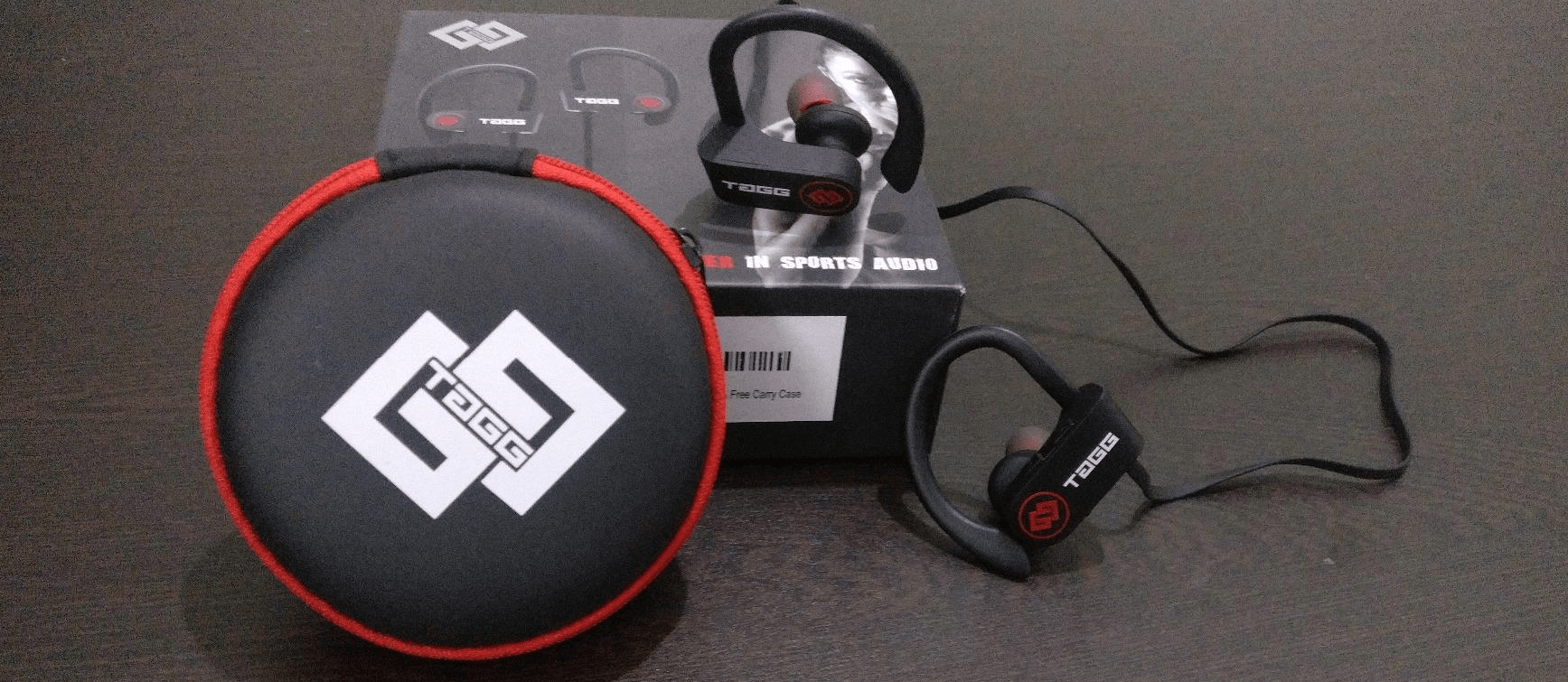TAGG Inferno 2.0 Bluetooth Earphones