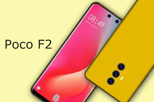 Concept Renders and Specifications of the PocoPhone F2