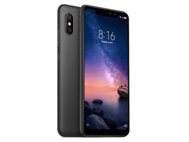 Redmi Note 6 Pro Specifications