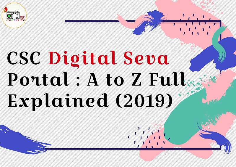 HOW TO REGISTER WITH DIGITAL SEVA PORTAL & VLE ? : The Ultimate Guide