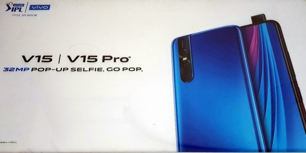 Vivo V15 Pro Specification leaks and renders