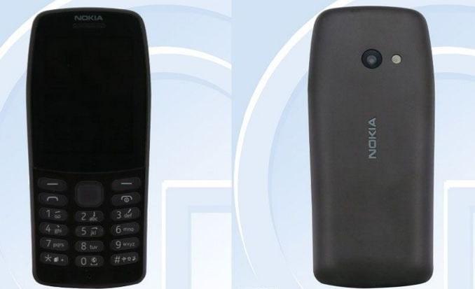 Nokia Ta-1139 Specification