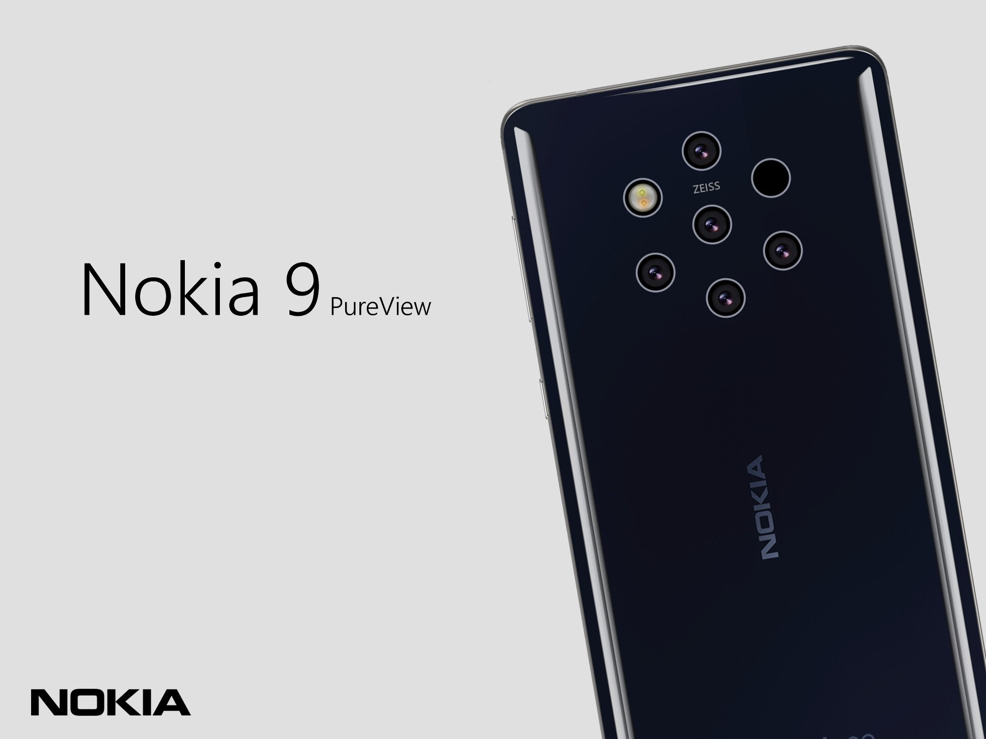 Nokia 9 Pure View Specifications- The First Penta Camera Smartphone