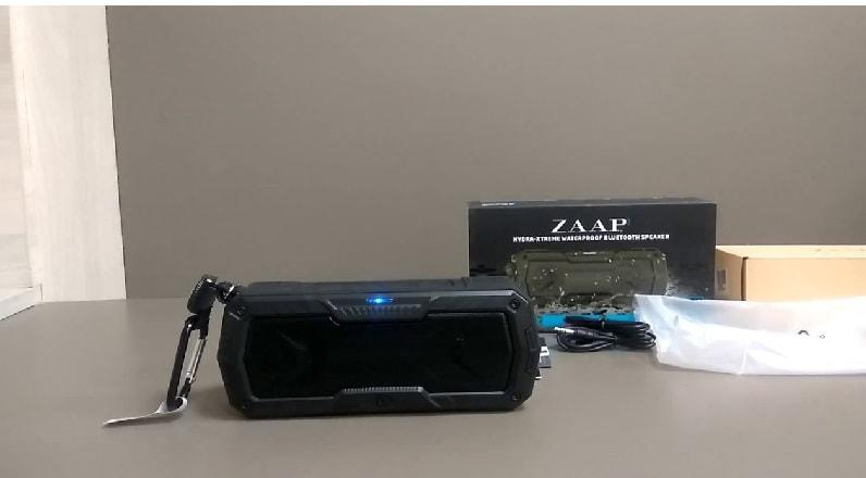 ZAAP Hydra Xtreme Bluetooth speaker