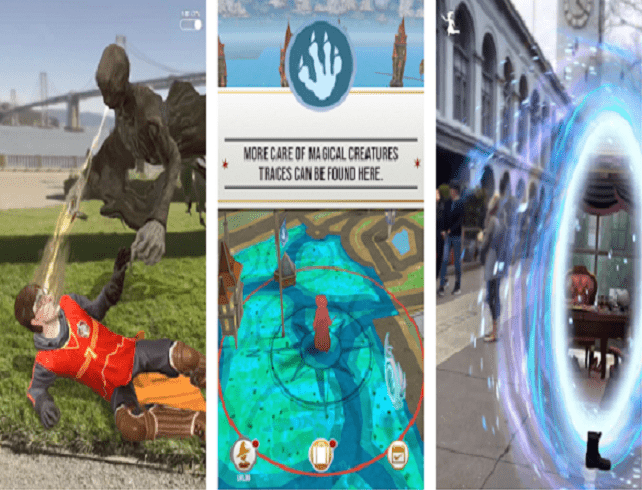 Harry Potter: Wizards Unite- An Upcoming AR Game For Andriod Users
