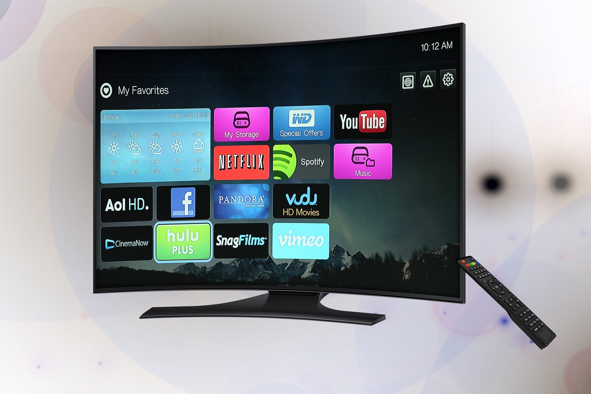 Upcoming models of televisions