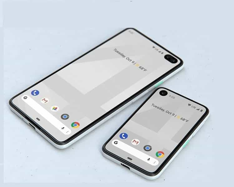 Upcoming Smartphone Google Pixel 4 Mini Leaks
