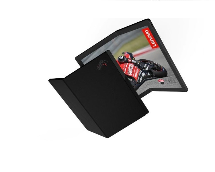 "Lenovo Unveils ""World's First Foldable PC""- New Think Book Lineup"