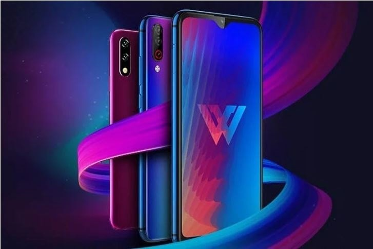 LG's New W Series Smartphone