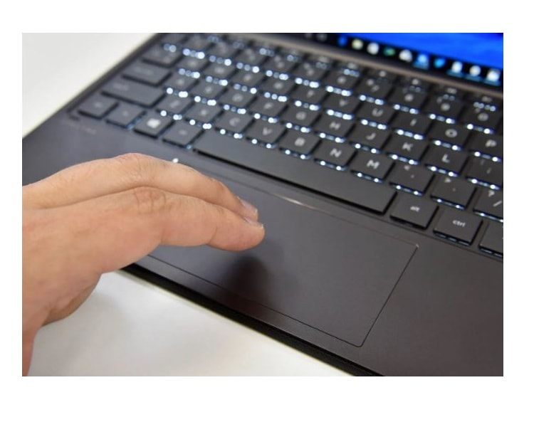 Customize Laptop's Touchpad Gestures
