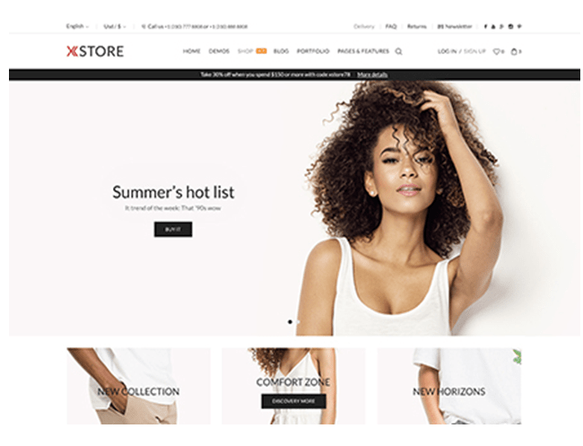 online store woocommerce