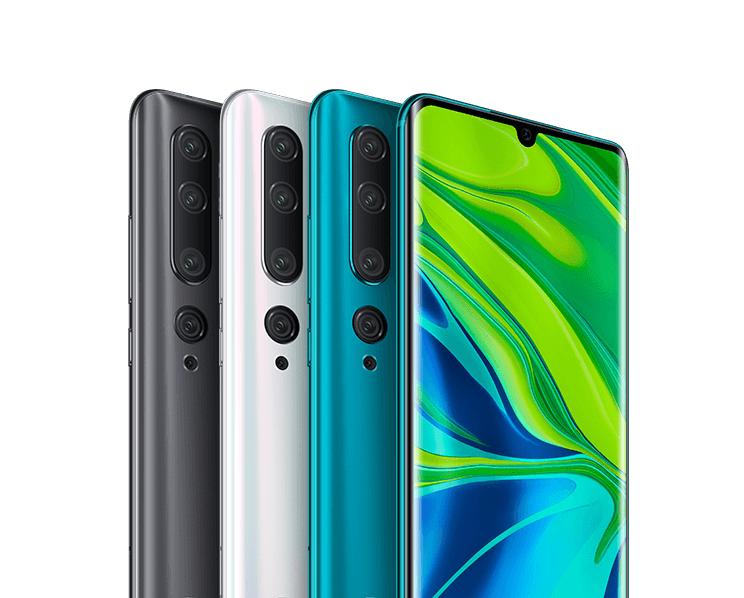 Xiaomi Mi 10 vs Xiaomi Mi 10 Pro