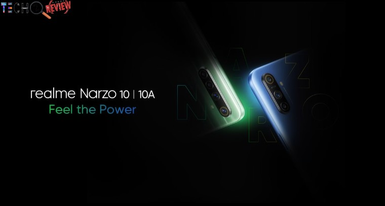 Realme Nazro 10 And 10A