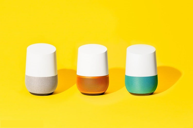 how to use your Google Home device as music speakers