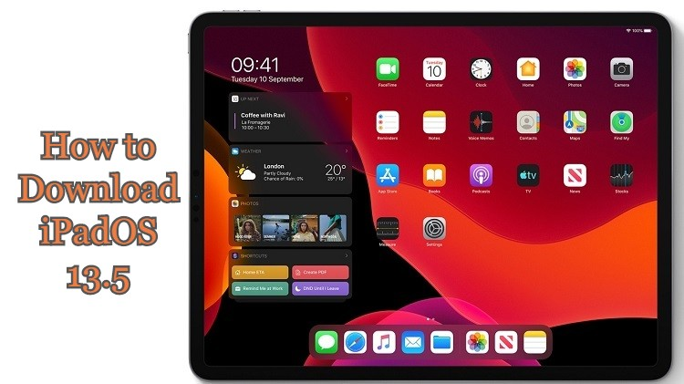 How to Download iPadOS