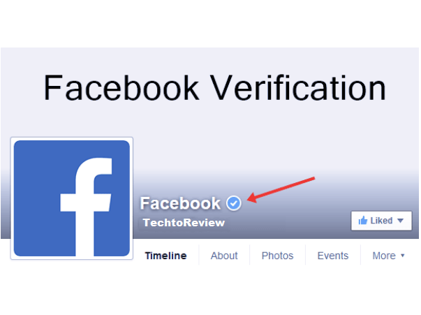 How To Get a Blue Tick on Your Facebook Page