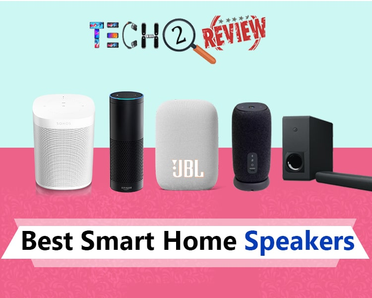 Best Smart Speakers With Voice Assistant