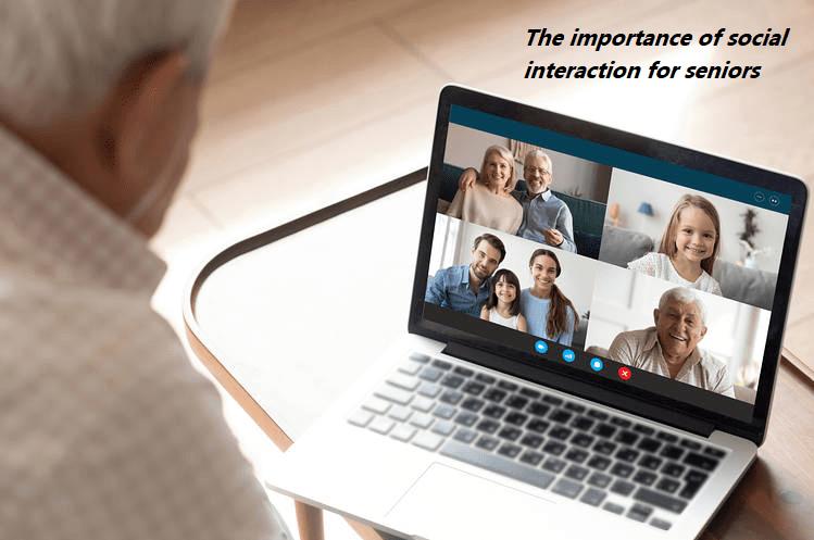 Social Interaction For Seniors