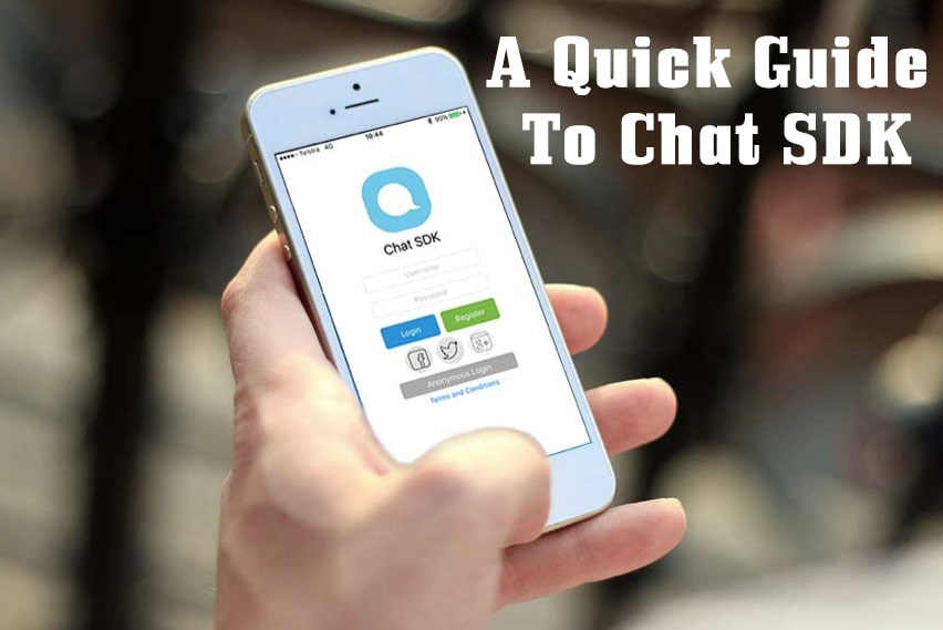 A Quick Guide To Chat SDK