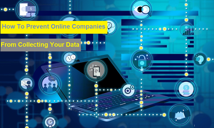 prevent online companies from collecting data