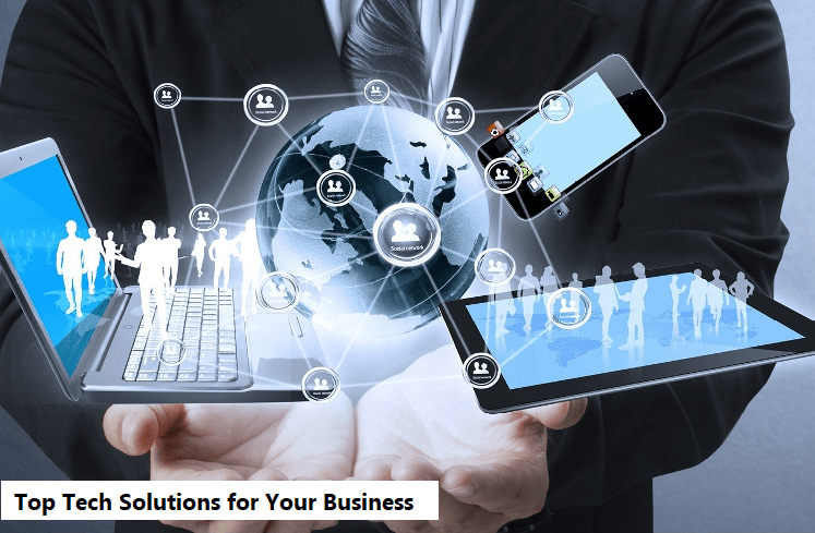 Tech Solutions For Business