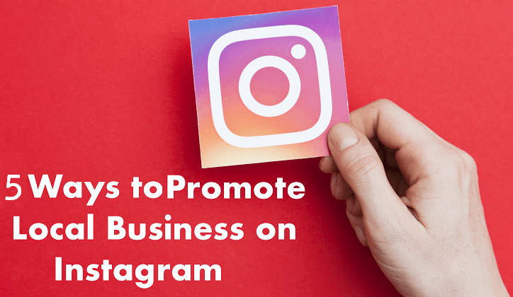Promote Business On Instagram