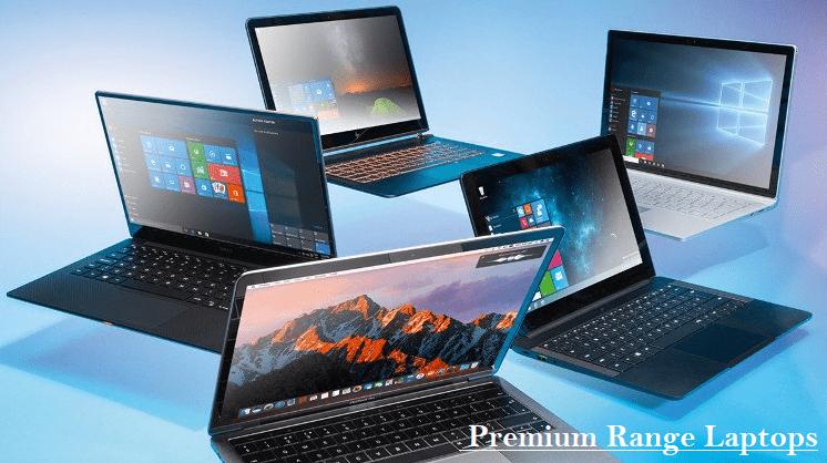 Premium Range Laptops