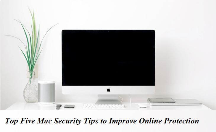 Mac Security Tips