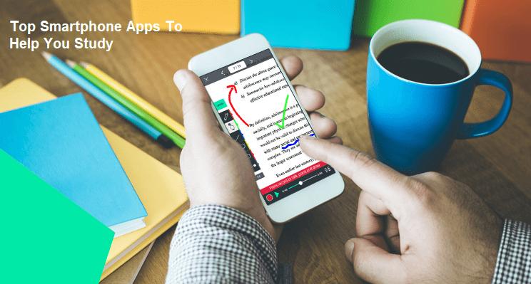 Top Smartphone Apps To Help Study
