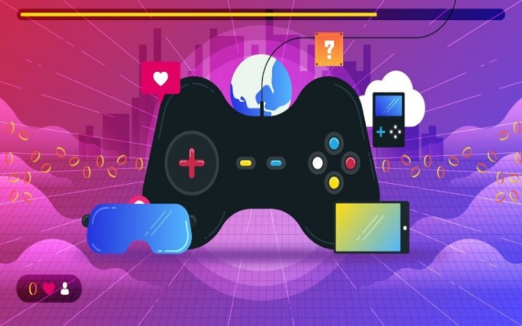 Gaming Industry And  Types Of Video