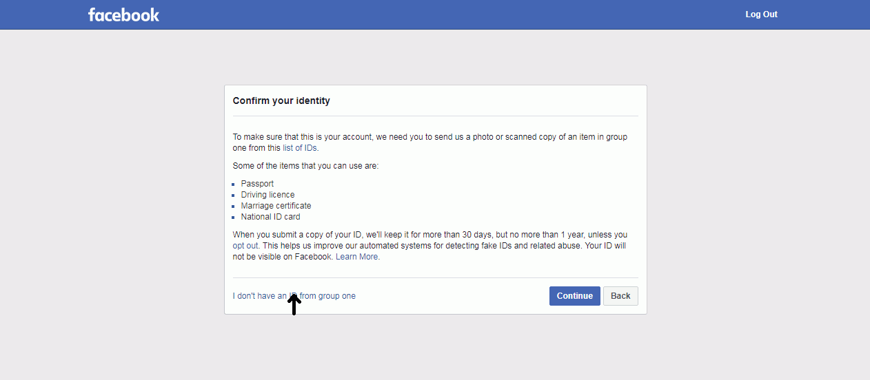 How to recover Facebook Account when get blocked